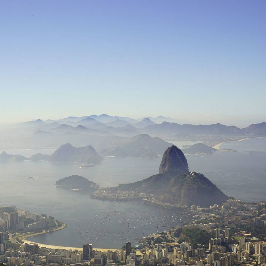Rio! Maybe my new favorite city? But definately the prettiesthellip