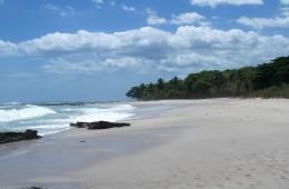 Strand in Santa Teresa