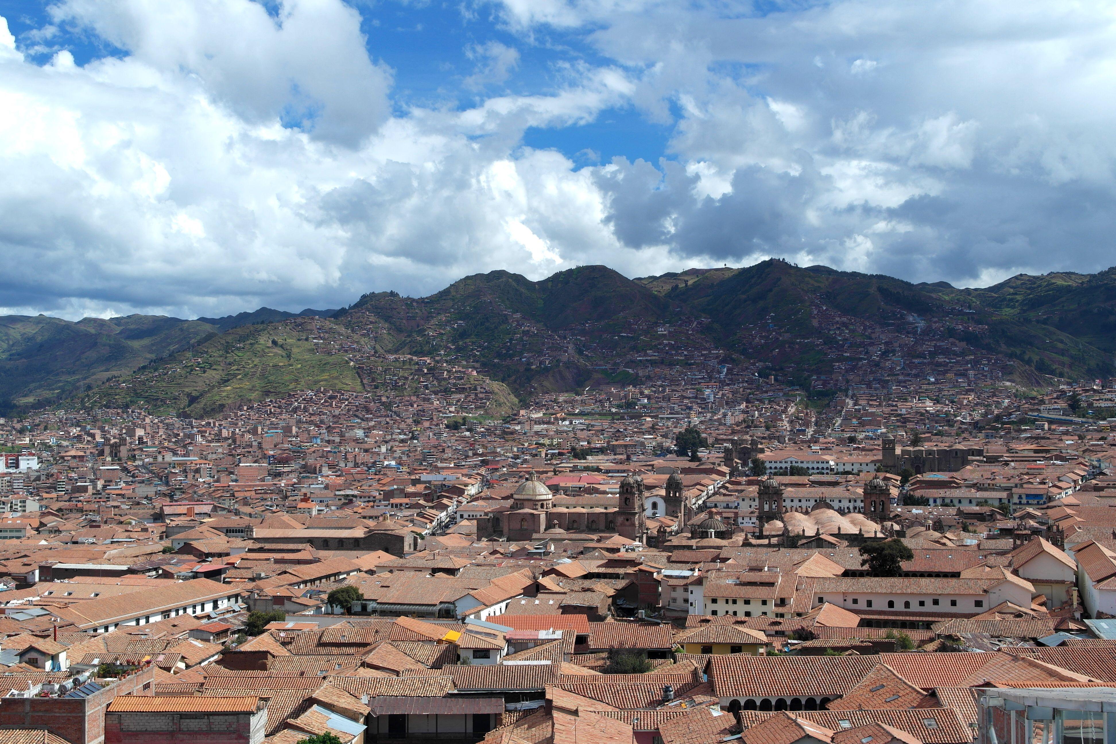 Überblick über Cusco