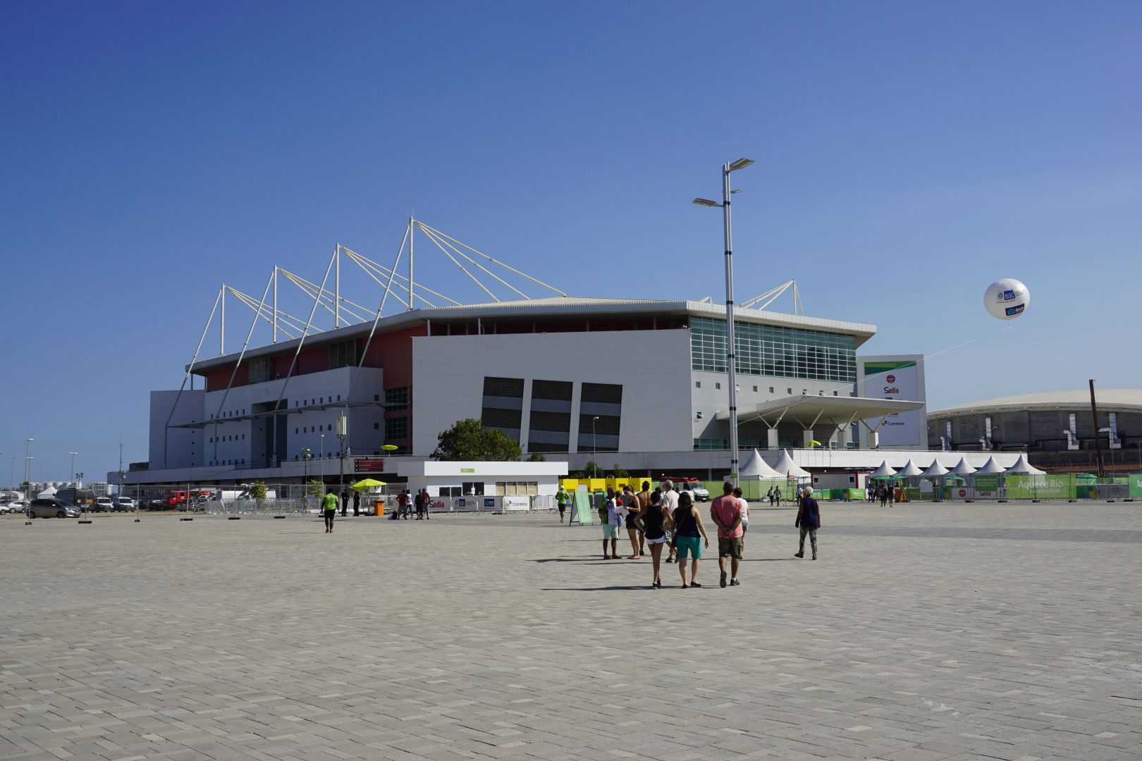 Rio de Janeiro Olympic Arena